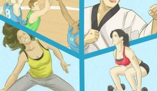 Sport gegen Osteoporose