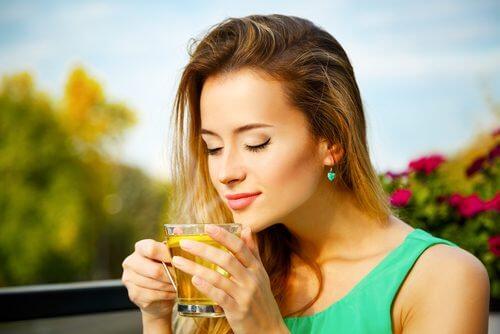 Tees bei Mangel an Energie