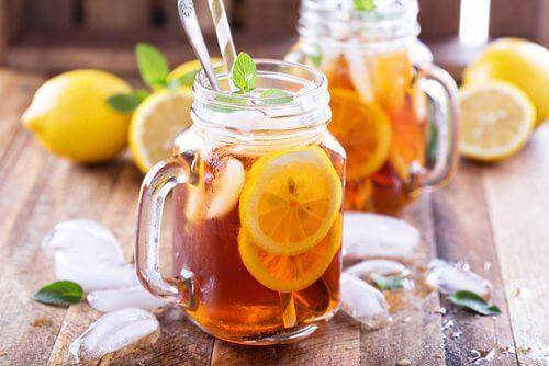 Tees für eine gute Verdauung
