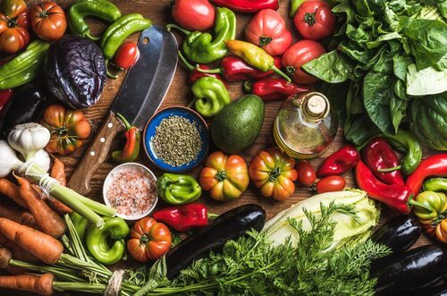 gesunde Ernährung als Geheimnis schöner Haut
