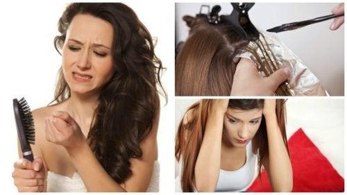 Du leidest unter starkem Haarausfall? Diese 7 Gründe können die Ursache sein