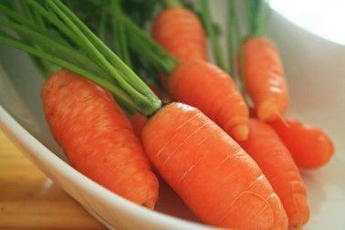 Karotten in Anti-Aging Kur