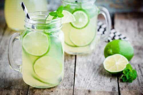 9 köstliche Rezepte für hausgemachte Limonade