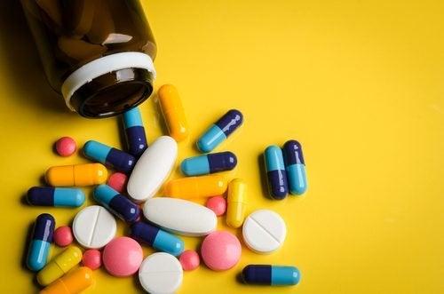 Tabletten zur Fettverbrennung