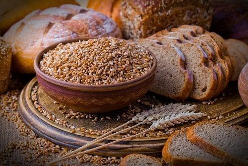 Getreide in der Ernährungspyramide