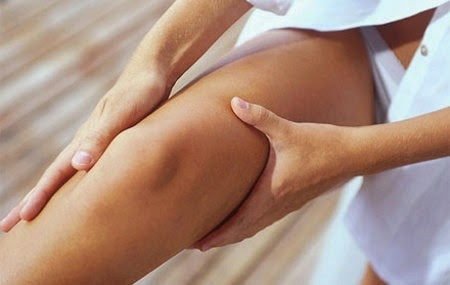 Lymphdrainage für die Durchblutung der Beine