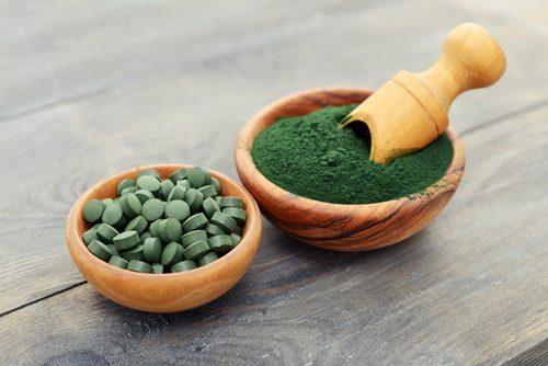 wichtige Nahrungsergänzungsmittel: Spirulina