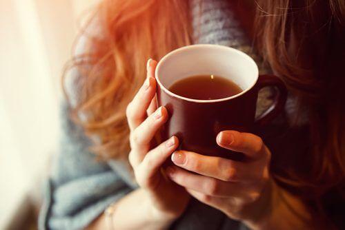 Tee gegen nervöse Unruhe