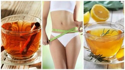 6 natürliche Hausmittel für einen aktiven Stoffwechsel