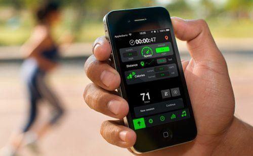 Schritte mit App zählen