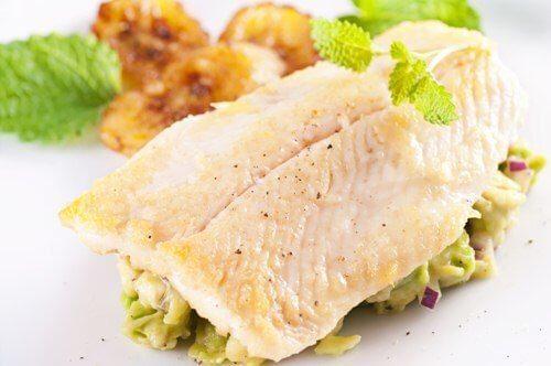 schadstoffbelastete Fischarten: Torpedobarsch