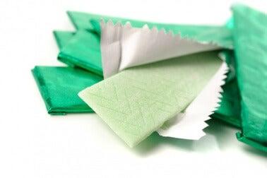 flacher Bauch: verzichte auf Kaugummis mit Sorbitol