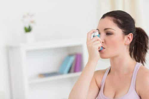 Hilfsmittel für Asthma oder Frühlingsallergien