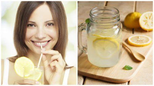 Beginne den Tag mit Zitronensaft! 9 wunderbare Vorzüge