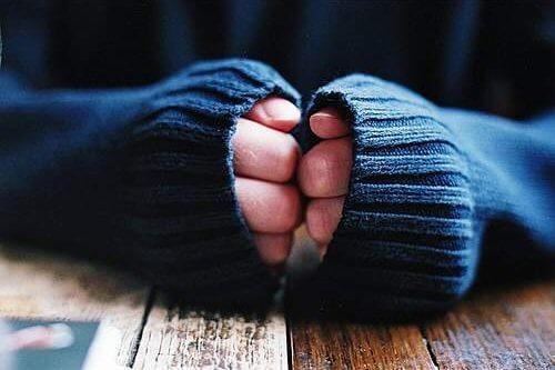 kalte Hände bei Fibromyalgie