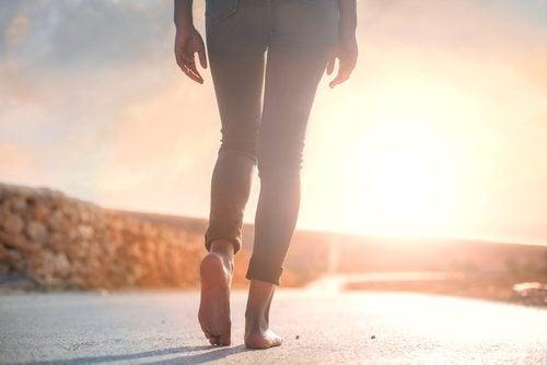 Übungen gegen Angst: Laufen