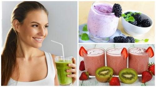 5 leckere Mixgetränke, die ein Frühstück ersetzen können