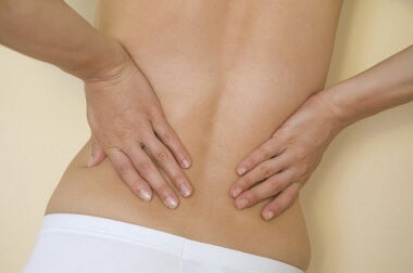 Dehnungsübungen für den Rücken