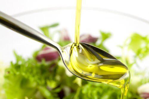 Olivenöl für Cremes