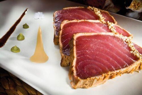 schadstoffbelastete Fischarten: Schwarzer Thunfisch