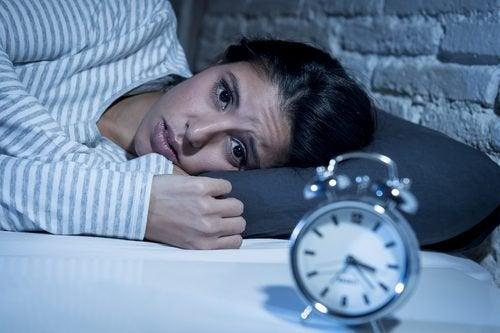 Schlafstörungen durch niedrigen Serotoninspiegel