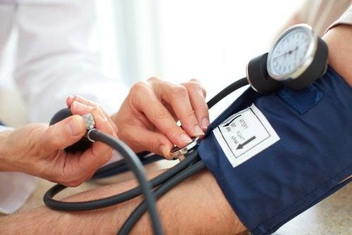 Hausmittel um den Blutdruck zu senken