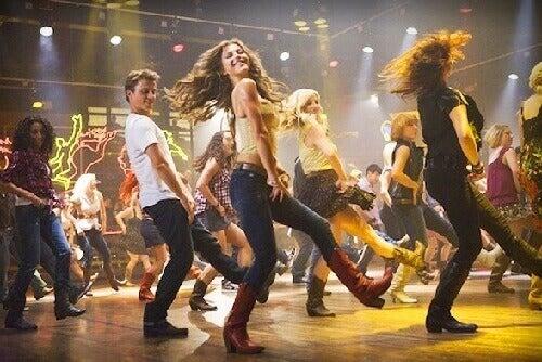 Übungen gegen Angst: Tanzen