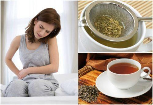 Fettleber: 5 Tees, die unterstützend helfen können