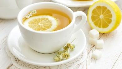 Zitronenschalentee gegen Fettleber