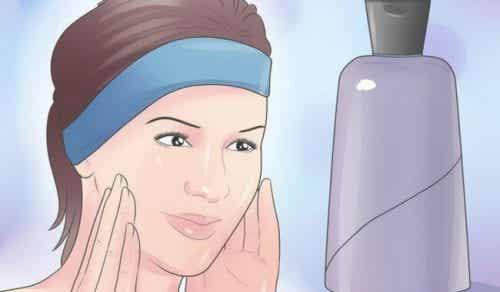 6 Gesichtsmasken gegen trockene Haut