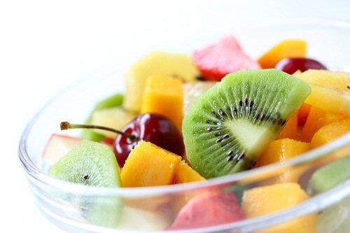 fettverbrennende Lebensmittel: Obst