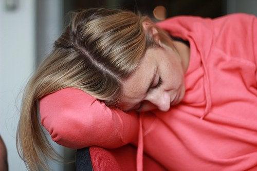 Müdigkeit ein Anzeichen für Blasenkrebs