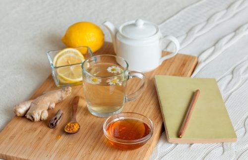 Wärmender Tee für einen aktiven Metabolismus