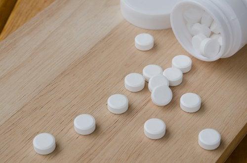 Anwendungsmöglicheiten für Aspirin