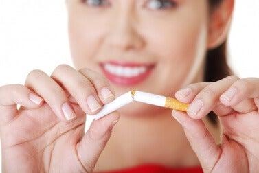 Mit dem Rauchen aufhören:Erhaltungsphase
