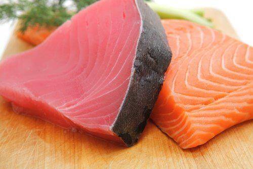 Vorsorge gegen Makuladegeneration durch Lachs und Thunfisch