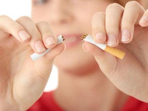 Mit dem Rauchen aufhören: 15 psychologische Strategien