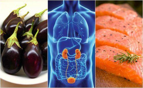 7 Nahrungsmittel für gesunde Nieren