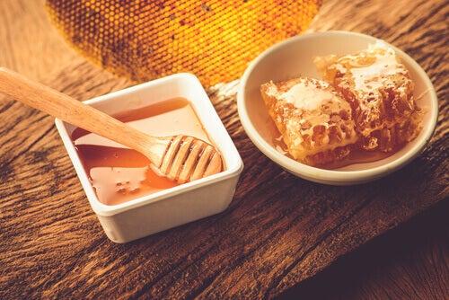 Nahrungsmittel gegen Schlaflosigkeit: Honig