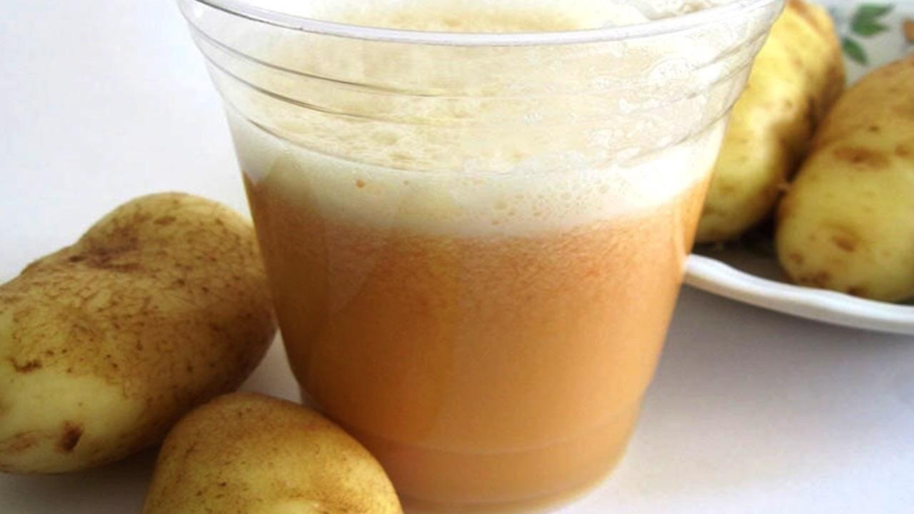 Kartoffeln und Öl als Naturheilmittel gegen Gastritis