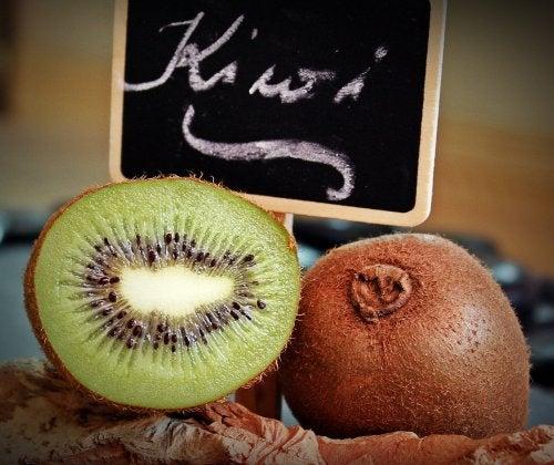 Obstsorten gegen Verstopfung:Kiwi