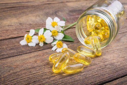 Vitamin-E-Öl für attraktive Wimpern