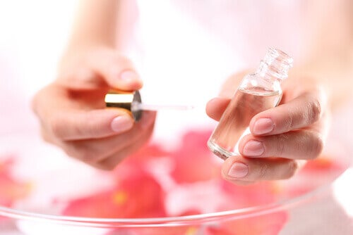 Hagebuttenöl zur Behandlung von Cellulite