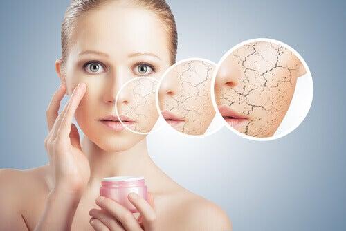 Pflege als Geheimnis schöner Haut