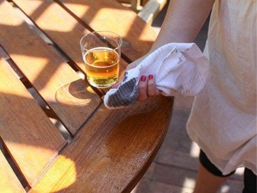 Bier im Haushalt