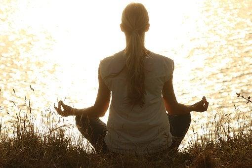 ruhiger leben mit Meditation