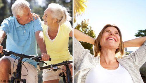 Wie du über 50 fit und schlank bleibst