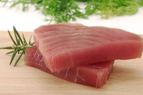 Thunfisch mit viel Eiweiß