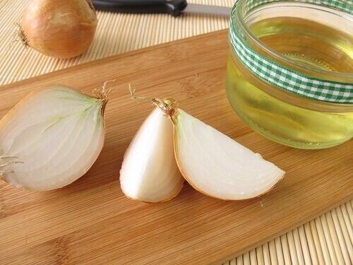 Zwiebeln gegen Haarausfall