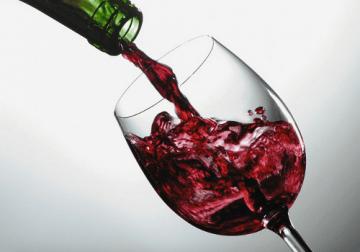 Wein kann dein Gesicht verändern